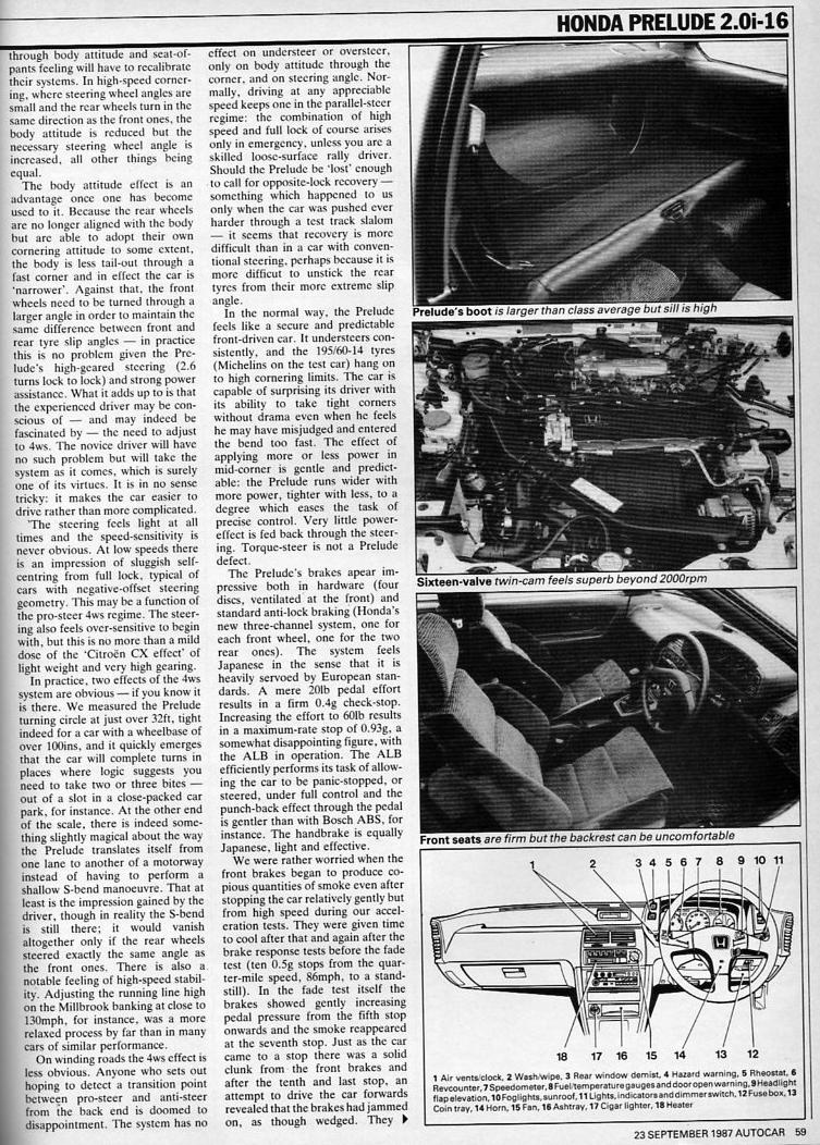 Docs Articles 91 Honda Prelude Fuse Box 1987 Sep 23 Autocar 1988 4ws 20i 16